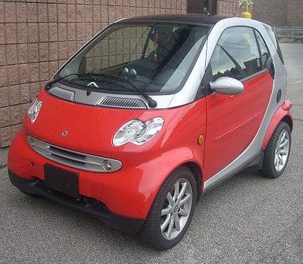 FORTWO (A/C450) (01/04>10/07<)